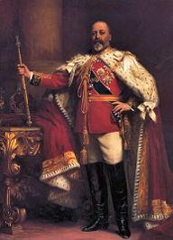 Edward VII in 1902