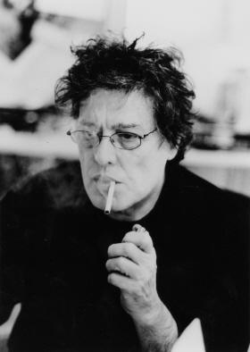 Stoppard on smoke break