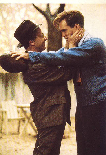 Death of a salesman - Hoffman and Malkovich