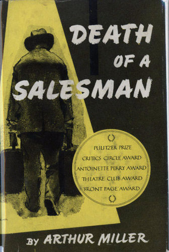 failure and disappointment in the novel death of a salesman by arthur miller Death of a salesman by arthur miller wiki made is the most confused in the novel: dreams for him which then leads willy on a path of disappointment and.