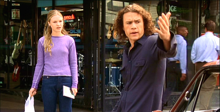 10 Things I Hate About You Patrick: 10 Things – Characterization Posters